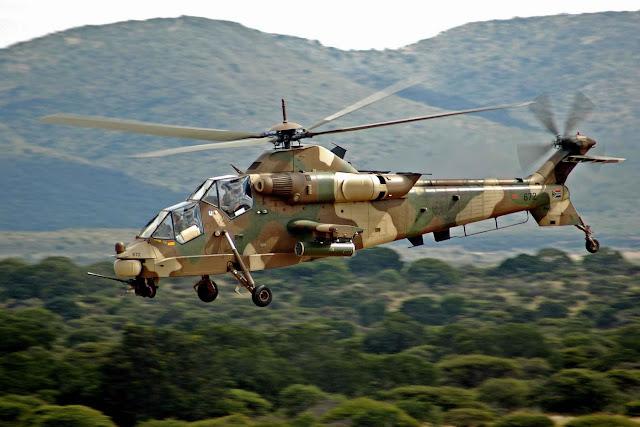 10 Helikopter Tempur Terbaik di Dunia