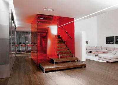 Decora el hogar apartamento en blanco con acentos en for Departamentos decorados por dentro