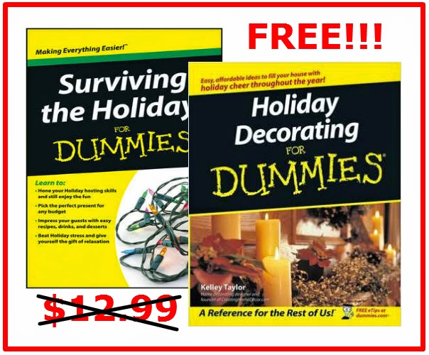 Decorating For Dummies Http Yesitfree Blogspot Com 2014 12 Get 2 Ebooks For This Holiday For Free Html