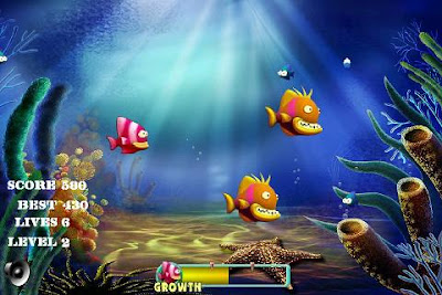 Android Fish Game