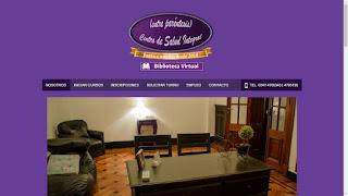 Página Web Principal
