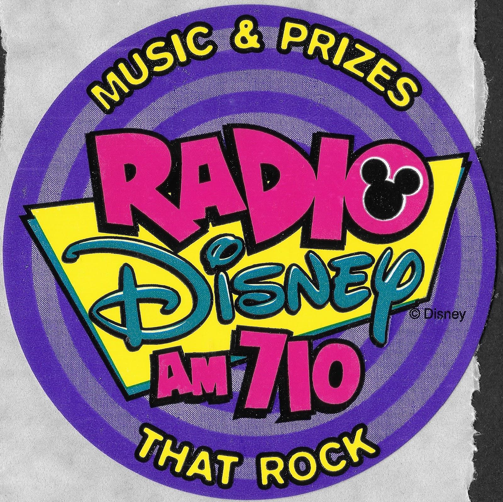 Radio Sticker Of The Day Vacation  Radio Disney