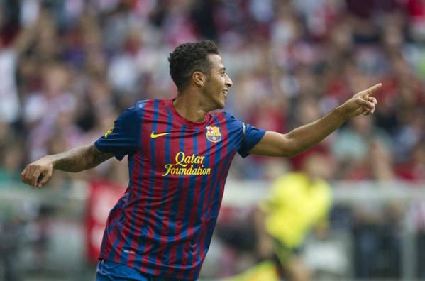 Pesepakbola Barcelona Desak Kesebelasan Pulangkan Thiago