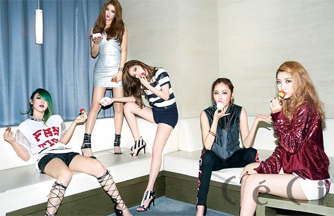 4minute Korean Girl Group