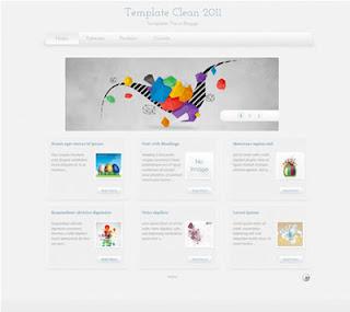 dicas de template grátis para Blogger Blogspot