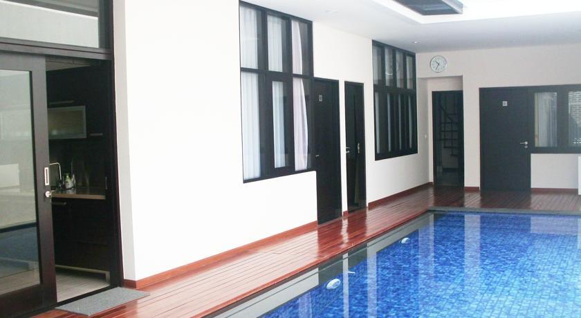 Hotel Murah Sekitar Gedung Sate Bandung Mulai Rp 100rb