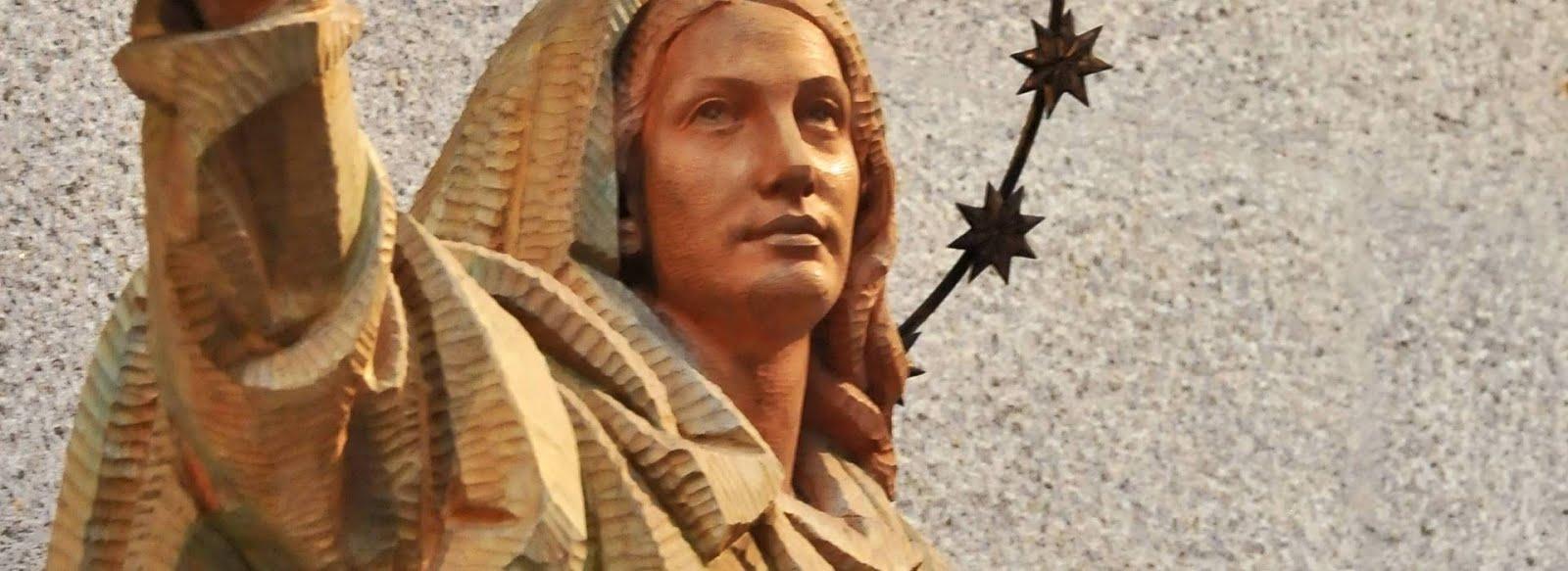 Recemos por cada madre; la Santa Madre Iglesia; La Virgen María, Madre de Dios y nuestra