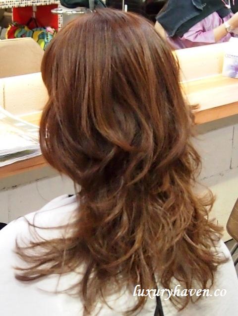 Hair Story, The Korean Concept Salon At 313 Somerset!