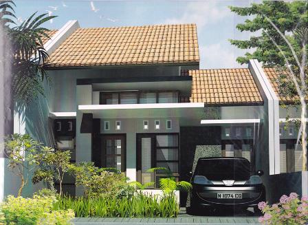 model rumah minimalis sederhana