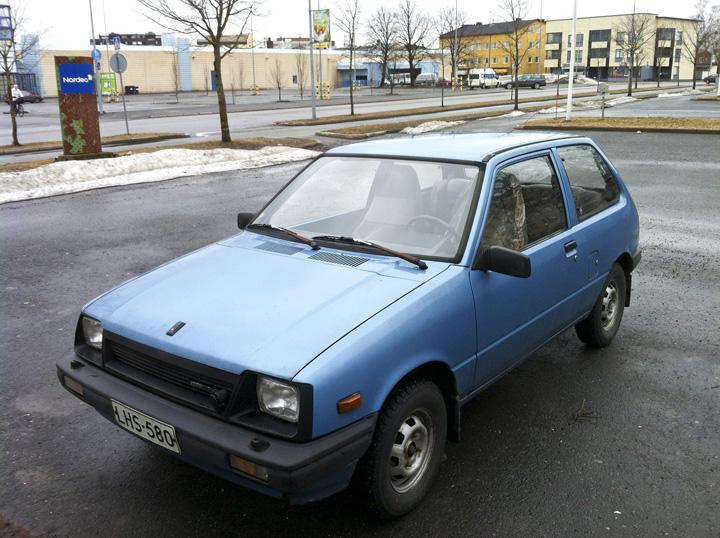 Suzuki Forsa GLX