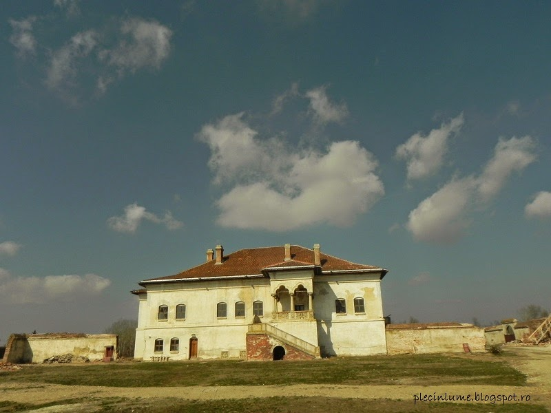 Palatul de la Potlogi