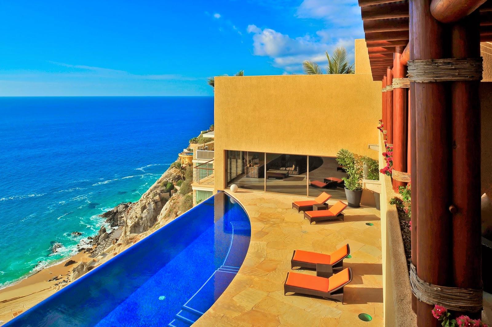 Villa Bellissima en el Cabo San Lucas en México - Foto: TripAdvisor Vacation Rentals