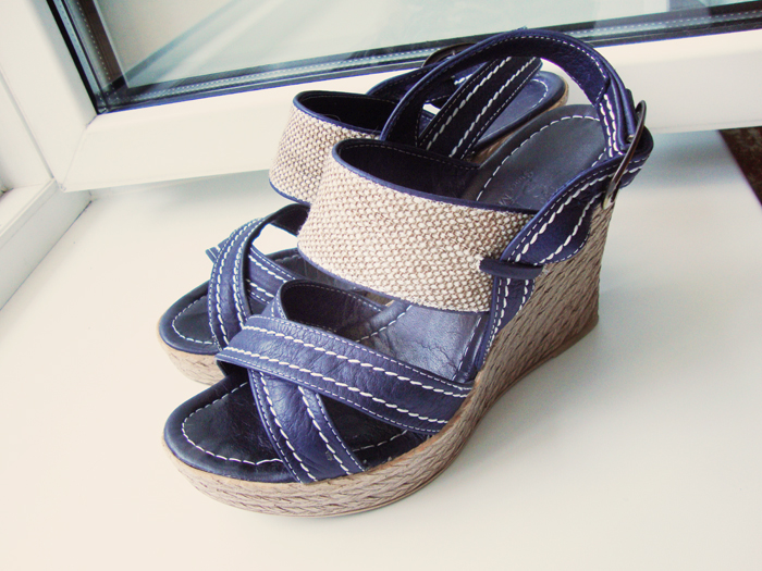 Shoes, SM, Wedge Sandals, Wedges