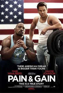 Ver Pain & Gain (Dolor y dinero) (2013) Online