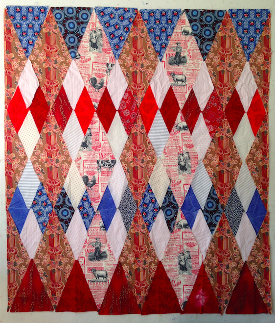 Victoria findlay wolfe quilts big diamond little diamond in shop now may 25 2015 0 comments pronofoot35fo Choice Image