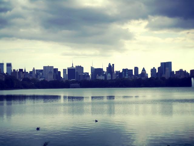 озеро в нью йорке