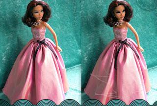 Juego de encontrar las diferencias entre las muñecas