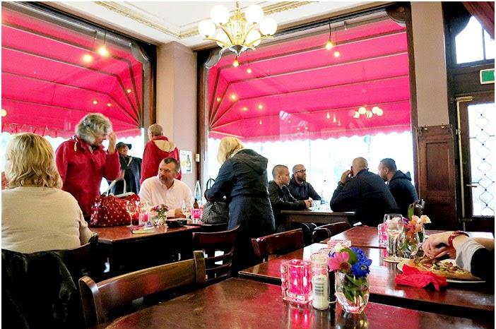 Amsterdam :: Pizzeria Il Panorama