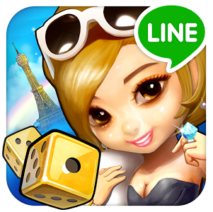 LINE Let's Get Rich V1.0.2 Mod Apk (Unlimited Diamond)
