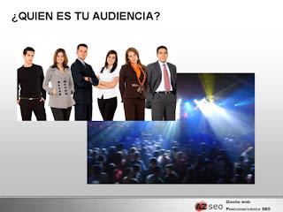 presentacion en publico