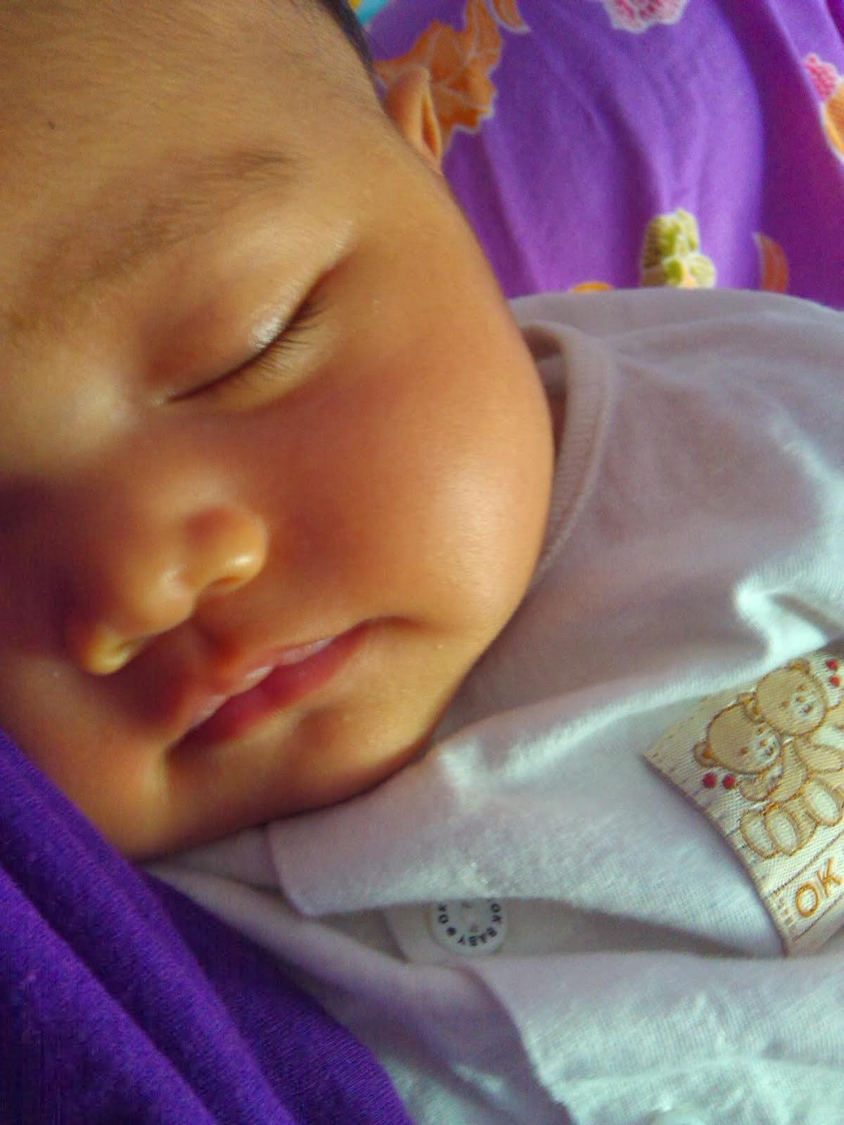 Nur Aneesa Hani - 2 bulan