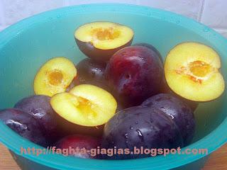 Τα φαγητά της γιαγιάς - Βανίλια φρούτο γλυκό του κουταλιού