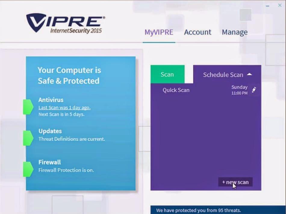 vipre antivirus lifetime download