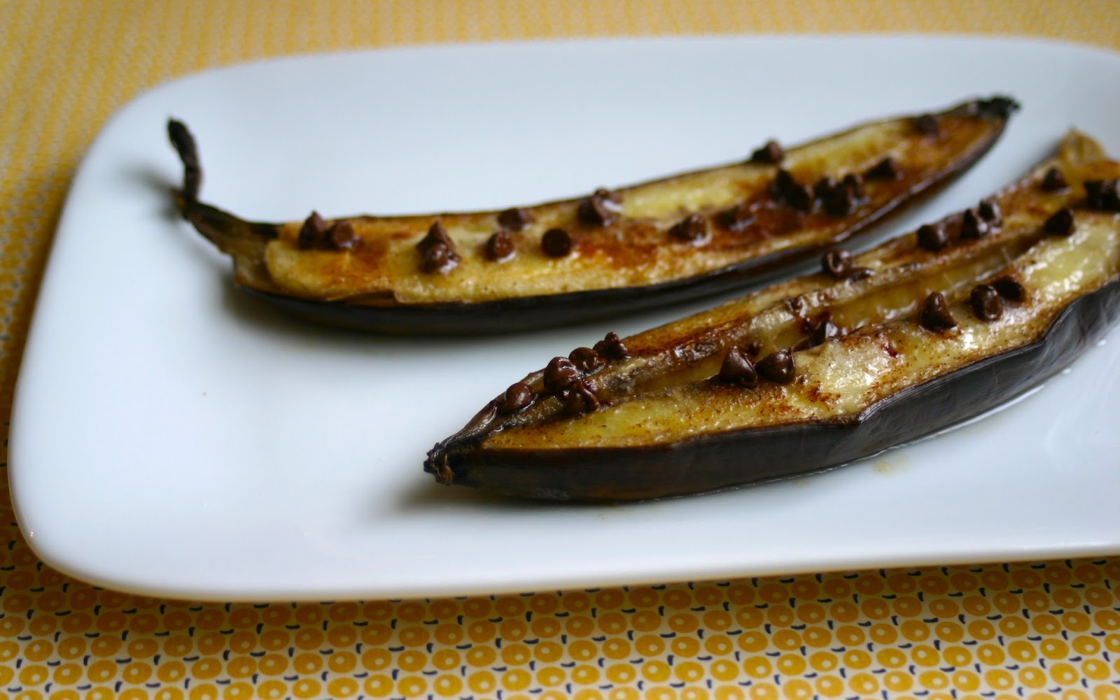 oven roasted bananas traditional oven roasted banana 1 banana per
