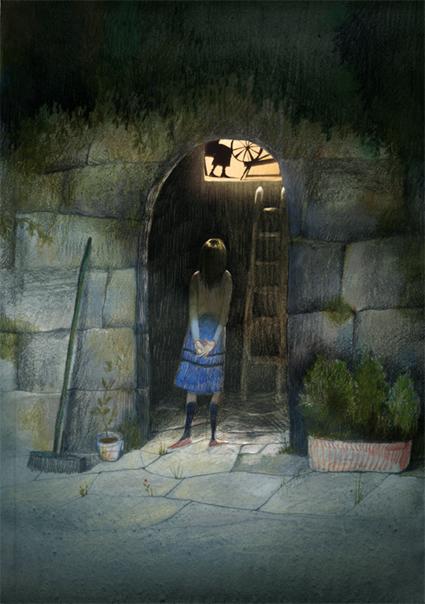 Alcune immagini tratte dal libro favole per bambini for Piani di libri da favola