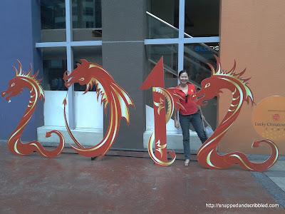 Gong Xi Fa Cai: Year of the Water Dragon