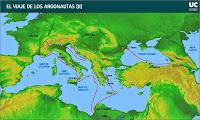 Viaje de Jasón y los Argonautas II