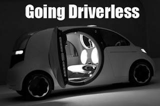 Driverless Car, Autonomous Vehicle