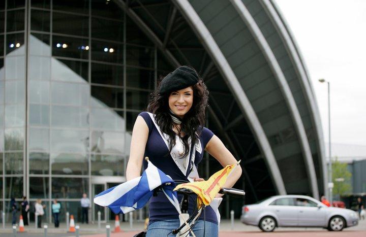 miss earth scotland 2011