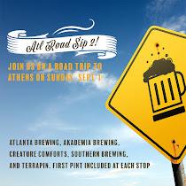 Hop on Atlanta Beer Bus 9/1!