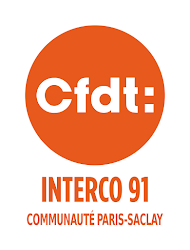 Section CFDT INTERCO91 <br>Communauté Paris Saclay