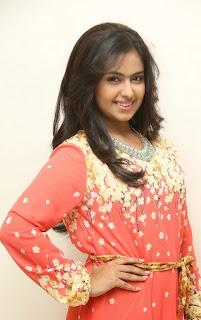 Actress Avika Gor Latest Picture Gallery at Lakshmi Raave Maa Intiki Trailor Launch 54