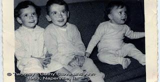 Cathy, Steve and Ann