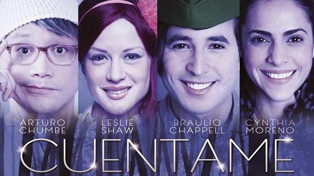 Teatro - Cuéntame con Leslie Shaw en Arequipa - 02 y 03 de mayo