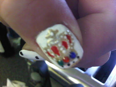 Jubilee nails