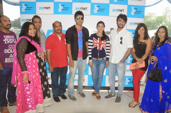 Ice Cream 2 Movie Team Launch Yes Mart Event Photos