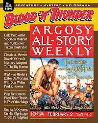 "Blood 'n' Thunder Fall 2012 - ""A Fan's Pilgrimage: Pulpfest 2012"""