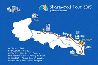 Tour Sharewood in Puglia
