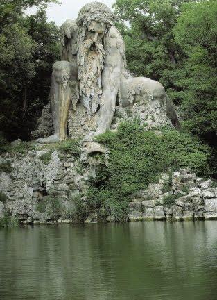 Appennino by Giambologna