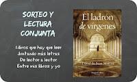 Sorteo + Lectura Conjunta Entre mis libros y yo, Libros que hay que leer, De lector a lector y Junt