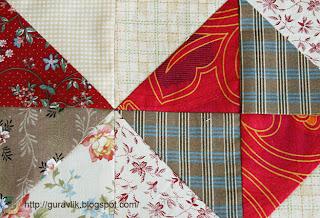 Пэчворк для начинающих: мастер-класс по пошиву одеяла фото 4.