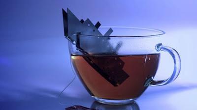 Infusores de chá criativos