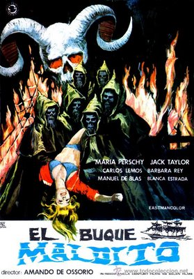 El buque maldito movie