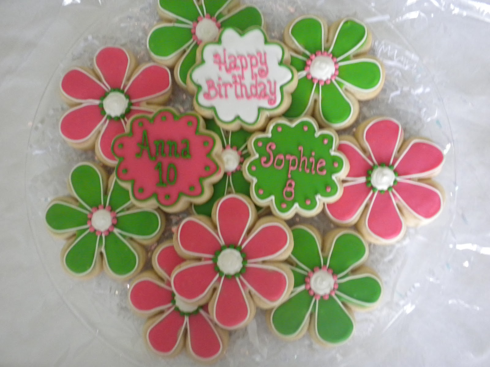 Adorable creations by dori happy birthday flower power happy birthday flower power izmirmasajfo