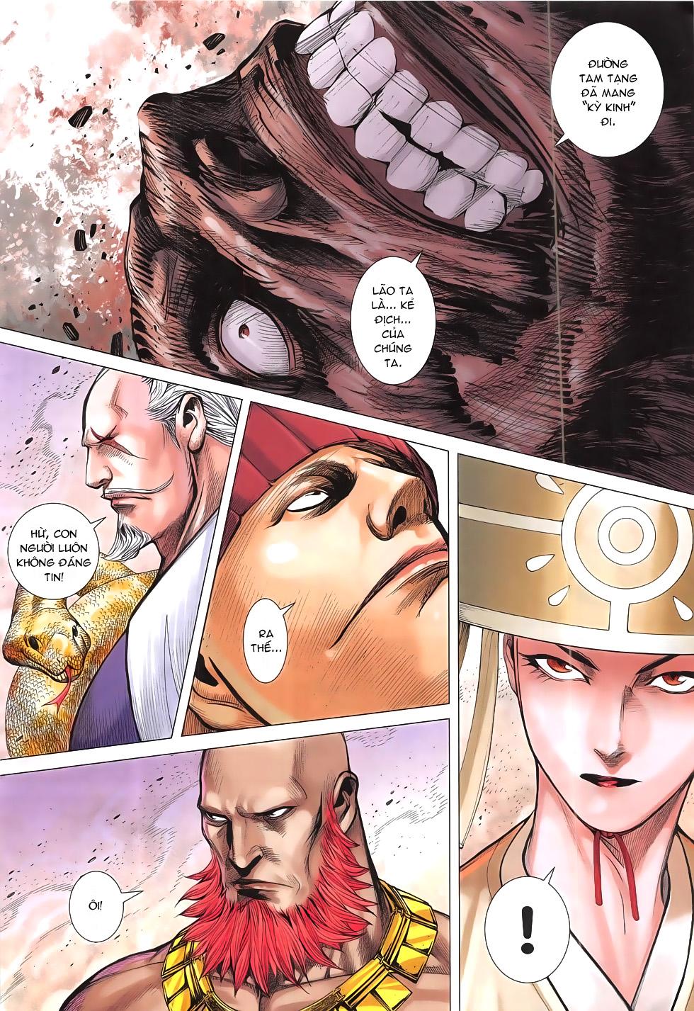 Tây Du chap 10 Trang 10 - Mangak.info