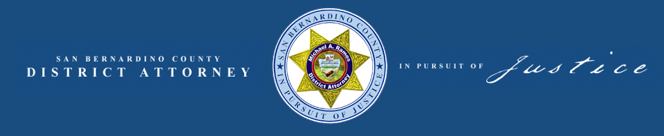 San Bernardino County District Attorney's Office